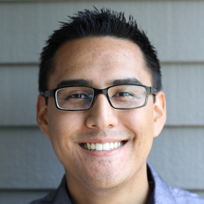 headshot of Alex Garibay
